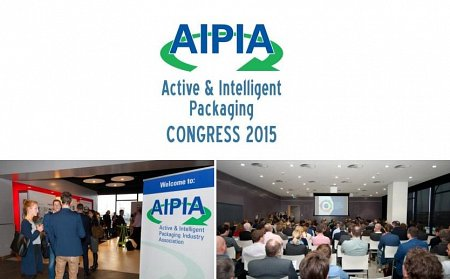 World Congress on Active and Intelligent Packaging 2015.